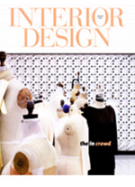 Interior Design magazine cover