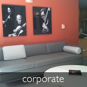 Random corporate project